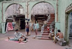 Sri Lanka   Steve McCurry    My story in the Geographic in the 90's focused on the island's beauty and its continuing ethnic tensions, but the devastation of the tsunami in 2004, seemed to, for a while at least, bring people together in their determination to rebuild their shattered country.