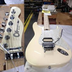 Check out this custom Charvel® Guitar