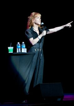 Kathy Griffin live in concert