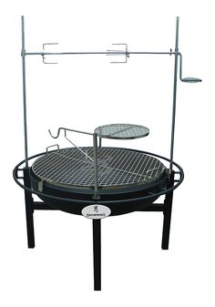 Browning Cowboy Fire Pit Grill | Bass Pro Shops: The Best Hunting, Fishing, Camping & Outdoor Gear
