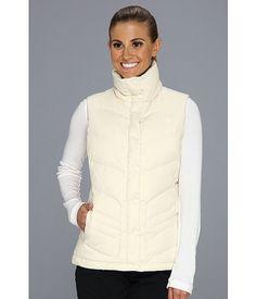 The North Face Carmel Vest #vintagewhite #6pm $67