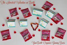 Celebrate Valentine's Day with YumEarth Organics Gummy Bears & Giveaway! - WEMAKE7