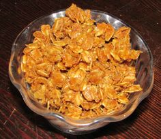 Cooking with Carlee: Toasted Maple Cinnamon Granola