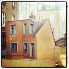 The tiny building ! Rennes
