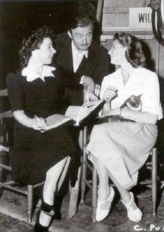 Ingrid Bergman Claude Rains Cat Casablanca