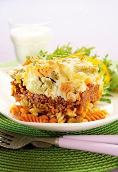 Meksikolainen pastalaatikko | K-Ruoka