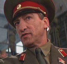 General Arkady Ourumov (Gottfried John) Goldeneye