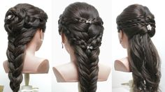 Top 3 Amazing Hairstyles Tutorials Compilation 2017