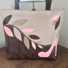Sac beautycity en divers simili