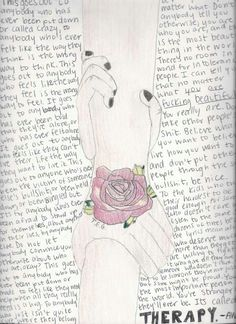 Therapy - All Time Low.. his edit is amazing, I love it.