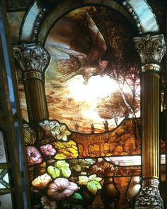 Stained glass dome details realized by France Vitrail International Paris  If you are looking for a stained glass dome, ceiling or any stained glass, you just find it!  We are working worldwide, with specialists and experts to satisfy all demands  http://www.ericbonte-maitreverrier.com/EN/ http://www.france-vitrail.com  Have a great and peaceful day dear followers and friends, greetings from Paris