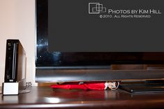 Day 6 - Hmmm, not really sure what the heck Roger is doing under the television. Hubby said it was probably the best spot for him to keep an eye on the boys all day.....wonder if he knew there was going to be a snow day today. LOL