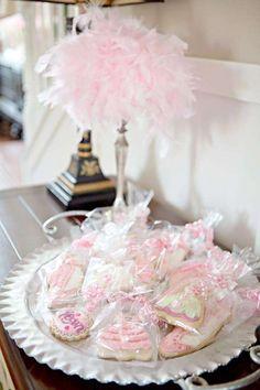 Ballerina Party... Tutu cute! | CatchMyParty.com