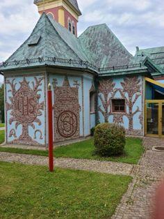 Galerie – Rolandsinfothek Gazebo, Outdoor Structures, Kunst, Kiosk, Pavilion, Cabana