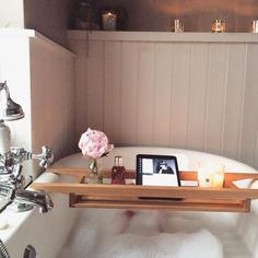 Bath tray rolltop bath panelling bathroom Roses and Rolltops