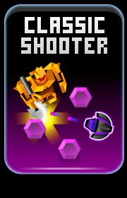 Create and edit your shooter games.