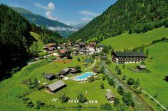 Our beautiful hotel area