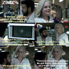 "#iZombie 1x03 ""The Exterminator"" - Ravi and Liv"