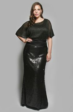 Queen Grace Collection - The Gwen Skirt in Red Matte Sequin Holiday Skirts, Holiday Outfits, Holiday Wear, Holiday Fashion, Winter Fashion, Big And Tall Outfits, Plus Size Outfits, Sequin Maxi, Sequined Skirt