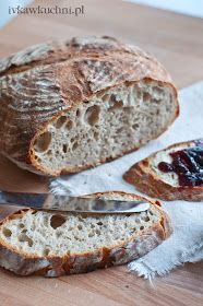 Polish Recipes, New Recipes, Bread Recipes, Cooking Recipes, Polish Food, Amish White Bread, Our Daily Bread, Sourdough Bread, Bread Rolls