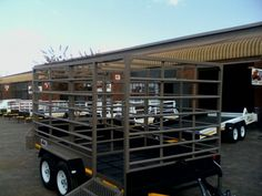 3.5M Cattle Trailer Come And Hook R 31900 !!!!!!!!!! | | Trailers | 62794914 | Junk Mail Classifieds