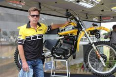 "Bob ""Hurricane"" Hannah, American Motocross Legend INTERVIEW 