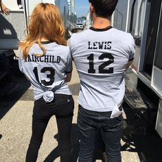#TMI #Shadowhunters | Clary Fairchild and Simon Lewis | Softball
