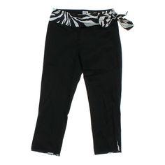 polyester spandex capri pants - Pi Pants