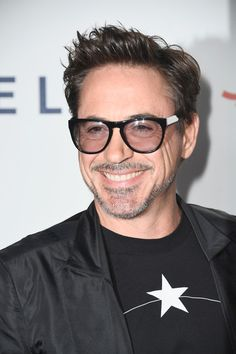 Actor Robert Downey Jr. attends the MPTF 95th anniversary celebration with 'Hollywood's Night Under the Stars.'