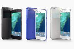 Google Pixel: el gigante va a por los smartphones #friki #android #iphone #computer #gadget