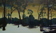 """Saatchi Art Artist Alice Brasser; Painting, """"Buen Retiro # 4"""" #art"""