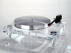 High end audio audiophile Thorens turntable Platine Vinyle Thorens, Technics Sl 1200, Audiophile Turntable, Record Players, Hifi Audio, Audio Music, Vintage Records, High End Audio, Phonograph