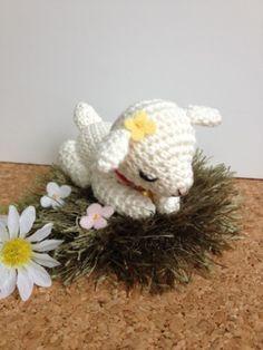 linda ovejita amigurumi pagina japonesa
