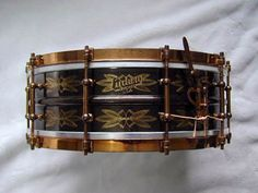 Ludwig Black Beauty Snare - Very Classic Drums Studio, Ludwig Drums, Stainless Steel Drum, Vintage Drums, Drummer Boy, Snare Drum, Music Images, Drum Kits, Percussion