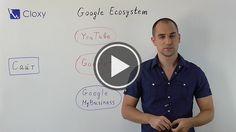 Google ecosystem - Google+ rel=publisher link