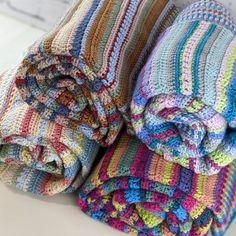 Knitted Blankets, Crochet, Ganchillo, Crocheting, Knits, Chrochet, Quilts, Knit Blankets
