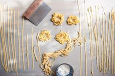 How to Make Homemade Pasta Without a Machine | eHow