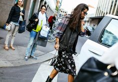 30  Street Style Snaps from Milan Fashion Week