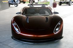 Cool Ronn Scorpion Supercar