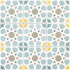 More than 500 cement tiles references in stock with immediate availability Azulejos Art Nouveau, Art Nouveau Tiles, Motifs Islamiques, Wood Floor Pattern, Victorian Tiles, Islamic Art Pattern, Vintage Tile, Tiles Texture, Style Tile