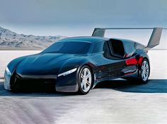 When flying car meets supercar, this is the result...