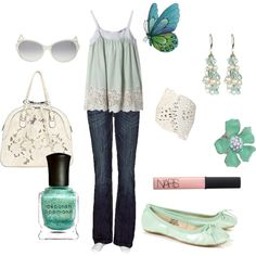 Flutterby, created by juliemboltz on Polyvore