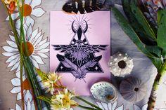 Ponygold Sketch Book / Volcom Oz