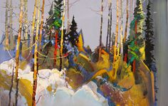 4 Watercolor Artists Paint the American Landscape on http://www.artistsnetwork.com