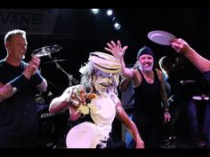METALLICA - Happy Birthday Kirk - Live from The House of Vans, London - 18 November 2016 - YouTube Music