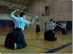Naginata Budo Japanese Martial Arts