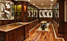 Custom weapons & trophy room - Google search link