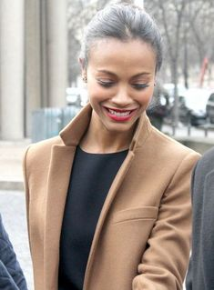 Manteau beige femme - Laine et tricot