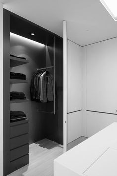 Luz indirecta - Walk in closet