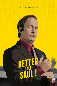 Good news for Breaking Bad fans and anyone else who struggles with goodbyes: Better Call Saul, a prequel to Breaking Bad, premiered last Monday on AMC. Description from yaleherald.com. I searched for this on bing.com/images